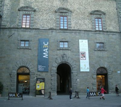 The Valdichiana and the Museums