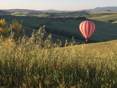 Experience Tuscany with Balloon