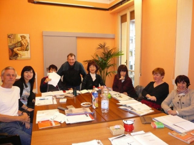 Tailored Italian classes at school or at your holiday home