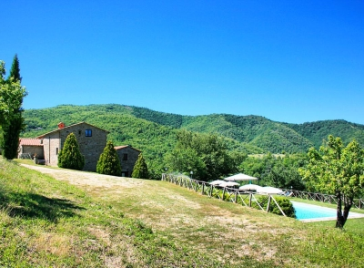 Low cost villas and apartments in Tuscany