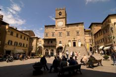 Package Holiday 3 days in Cortona and 3 days in Chianti