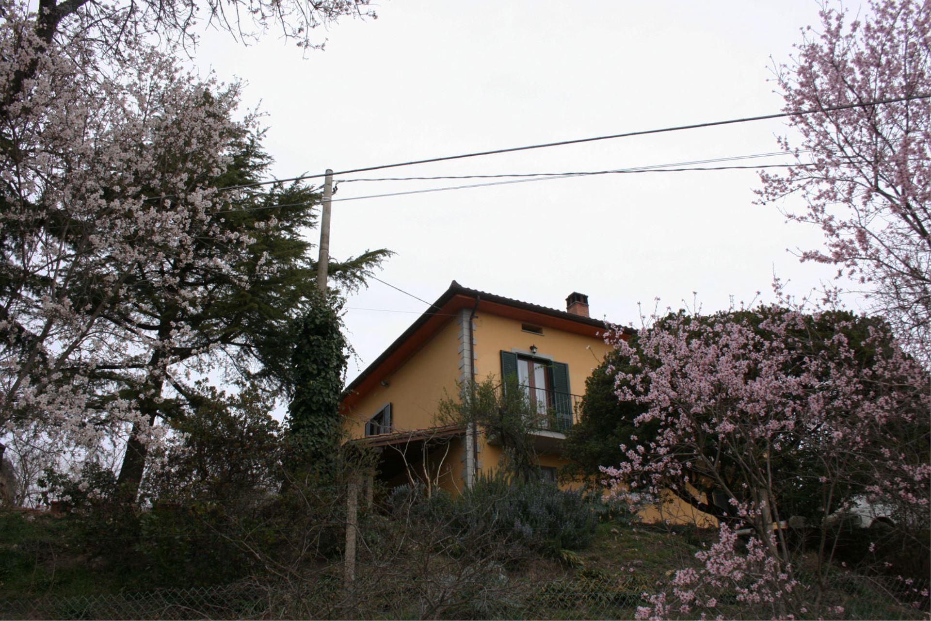 VILLAS AVEC PISCINE CASA CALDESI AREZZO TOSCANA