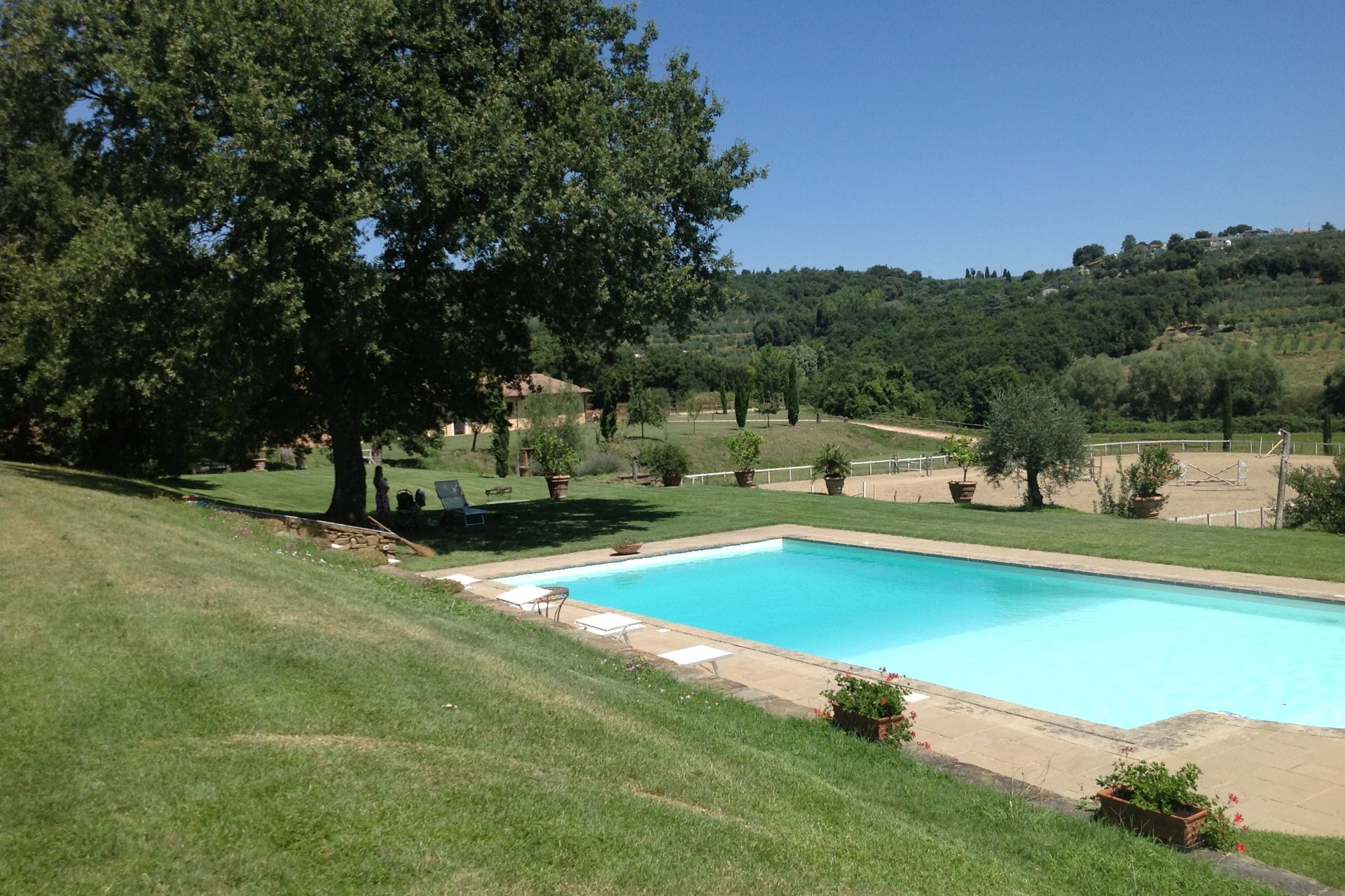 VILLAS WITH POOL VILLA MALVASIA CIVITELLA IN VAL DI CHIANA TOSCANA
