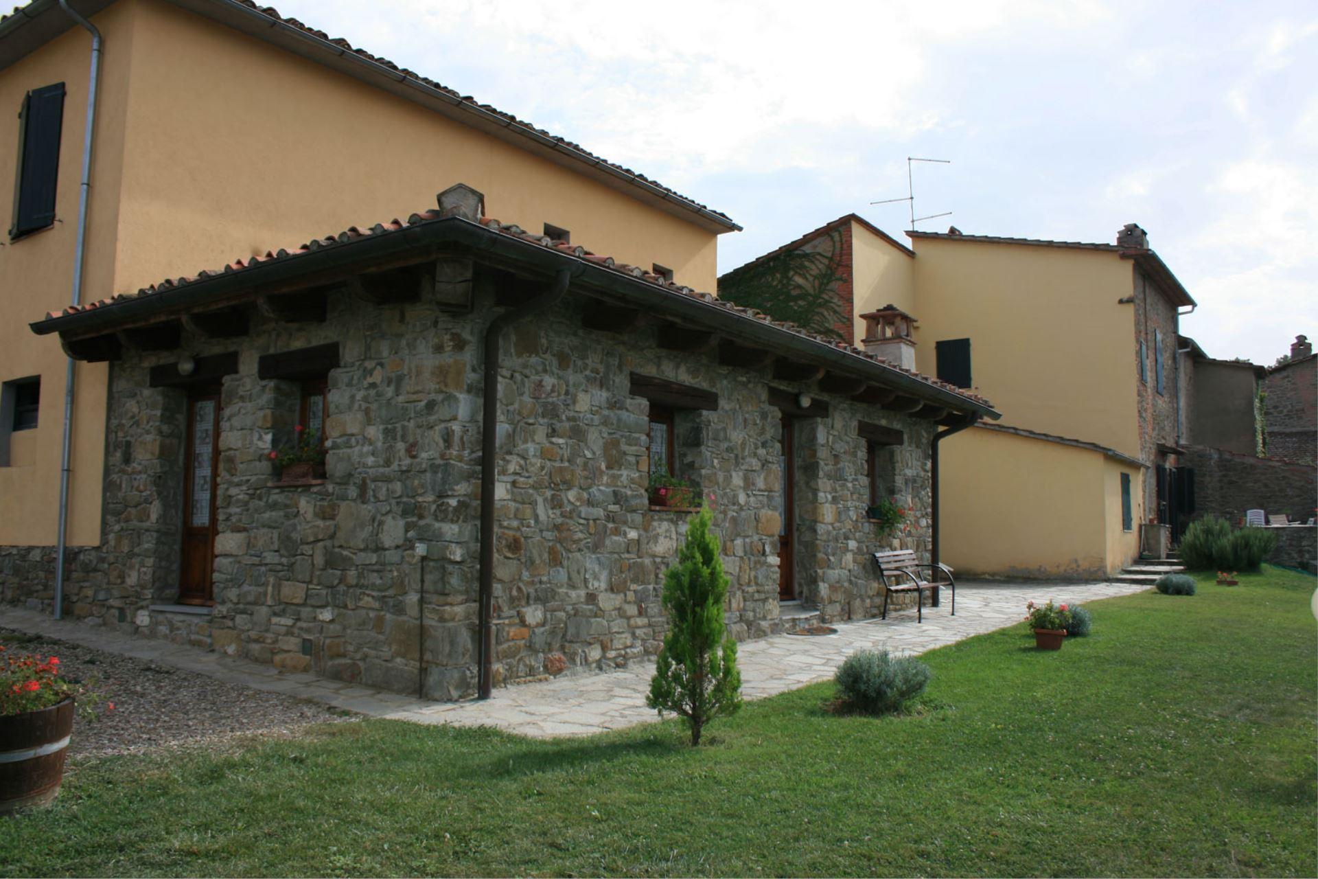 APARTMENTS WITH POOL COVO AREZZO TOSCANA