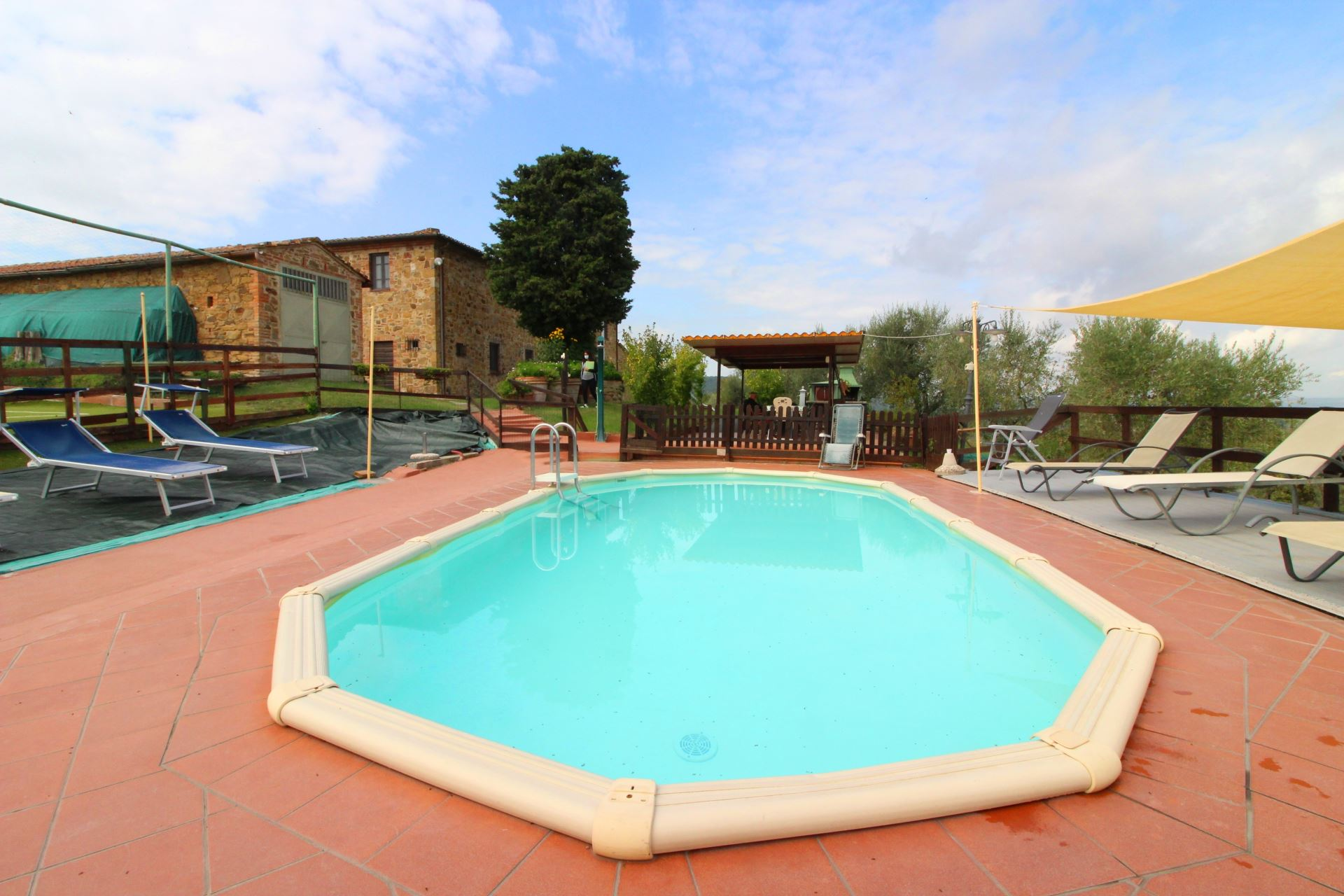 Casa Bella pool
