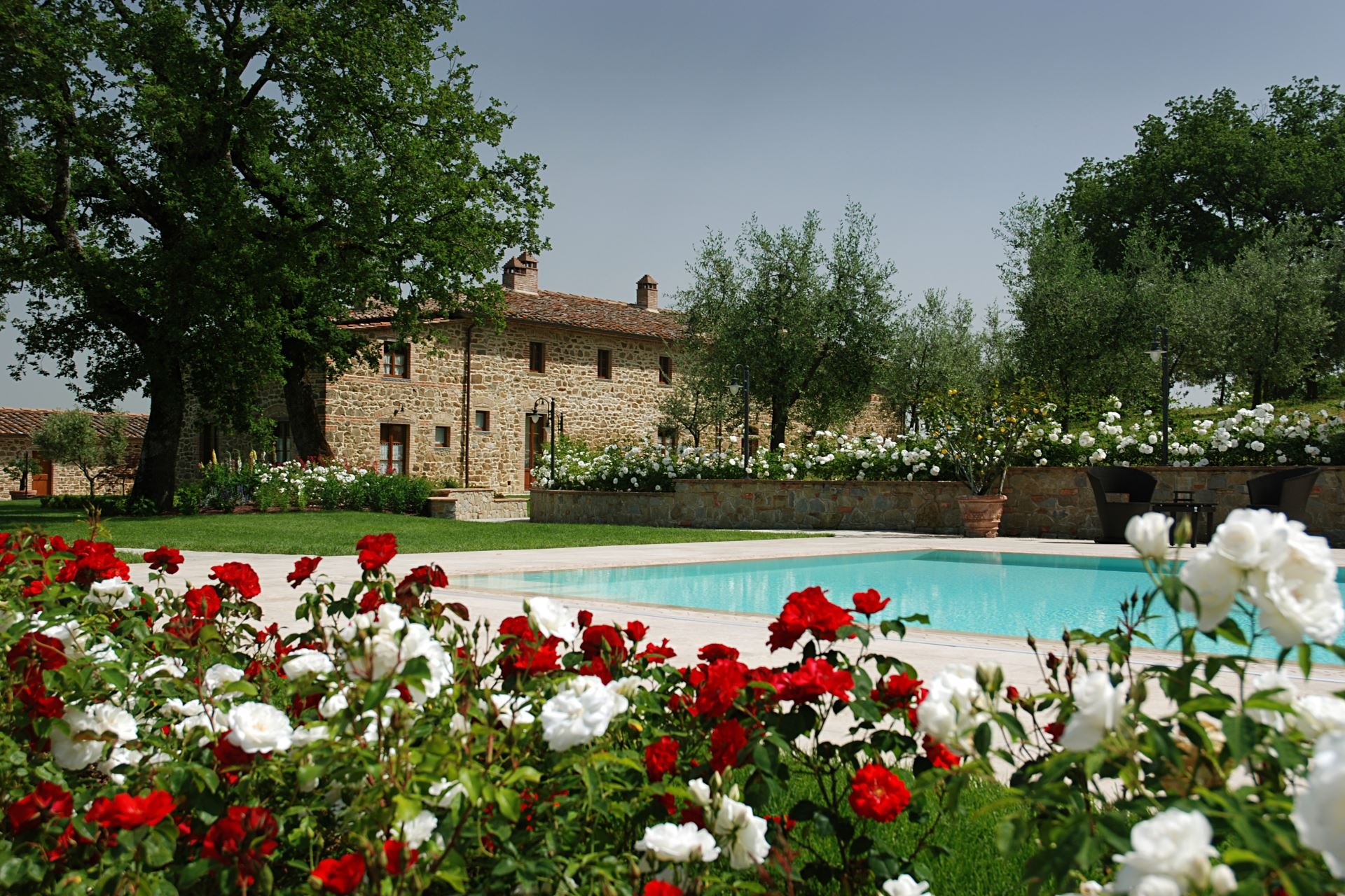 Villa I Grandi di Toscana, sleeps 33, private pool, tennis