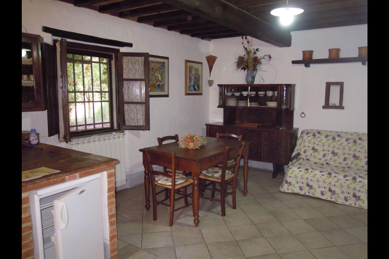 APARTMENTS WITH POOL LA GABOLA CORTONA TOSCANA