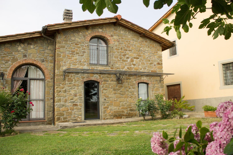 APARTMENTS WITH POOL IL FIENILE PIAN DI SCÒ TOSCANA