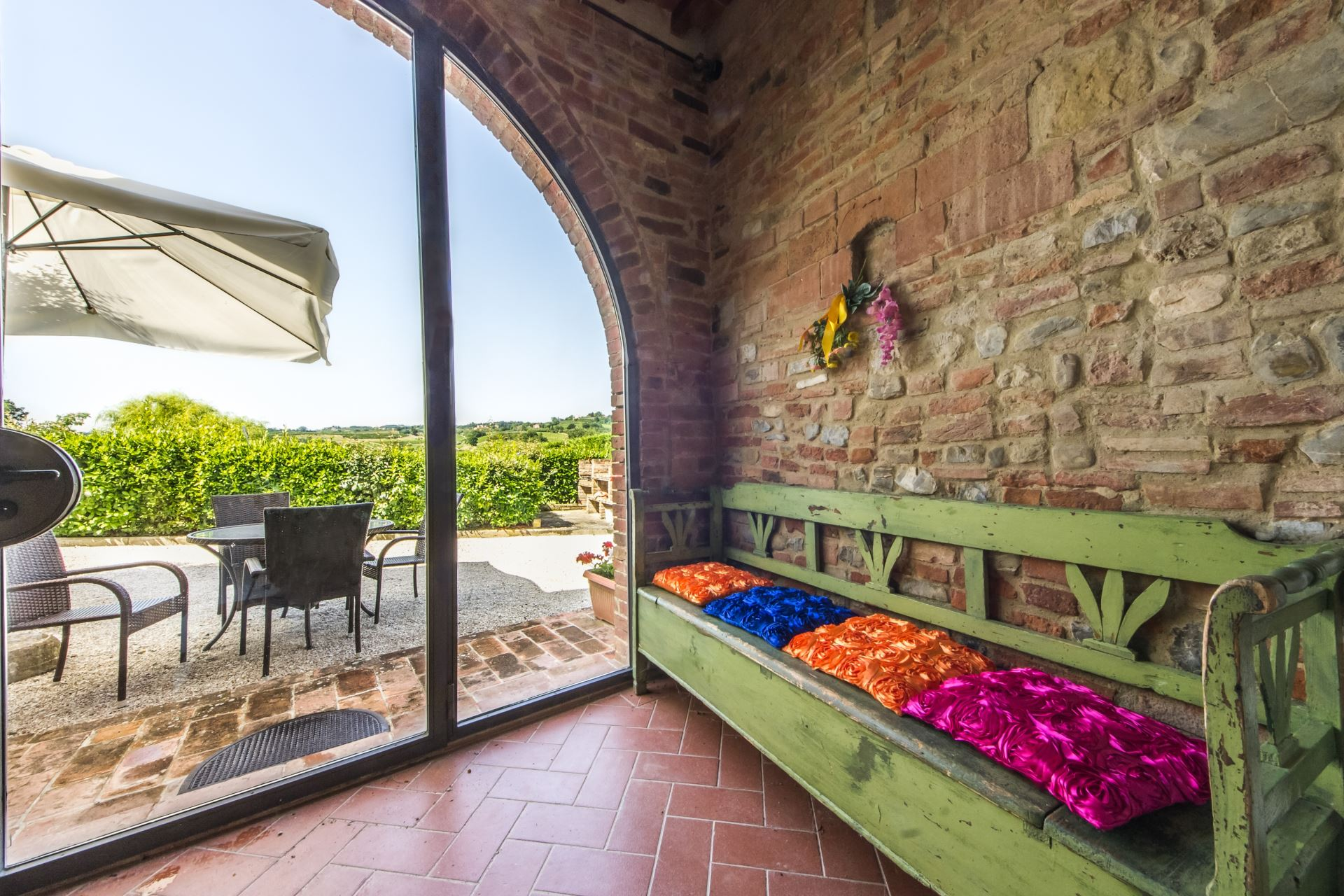 APARTMENTS WITH POOL FILOSTRATO GAMBASSI TERME TOSCANA