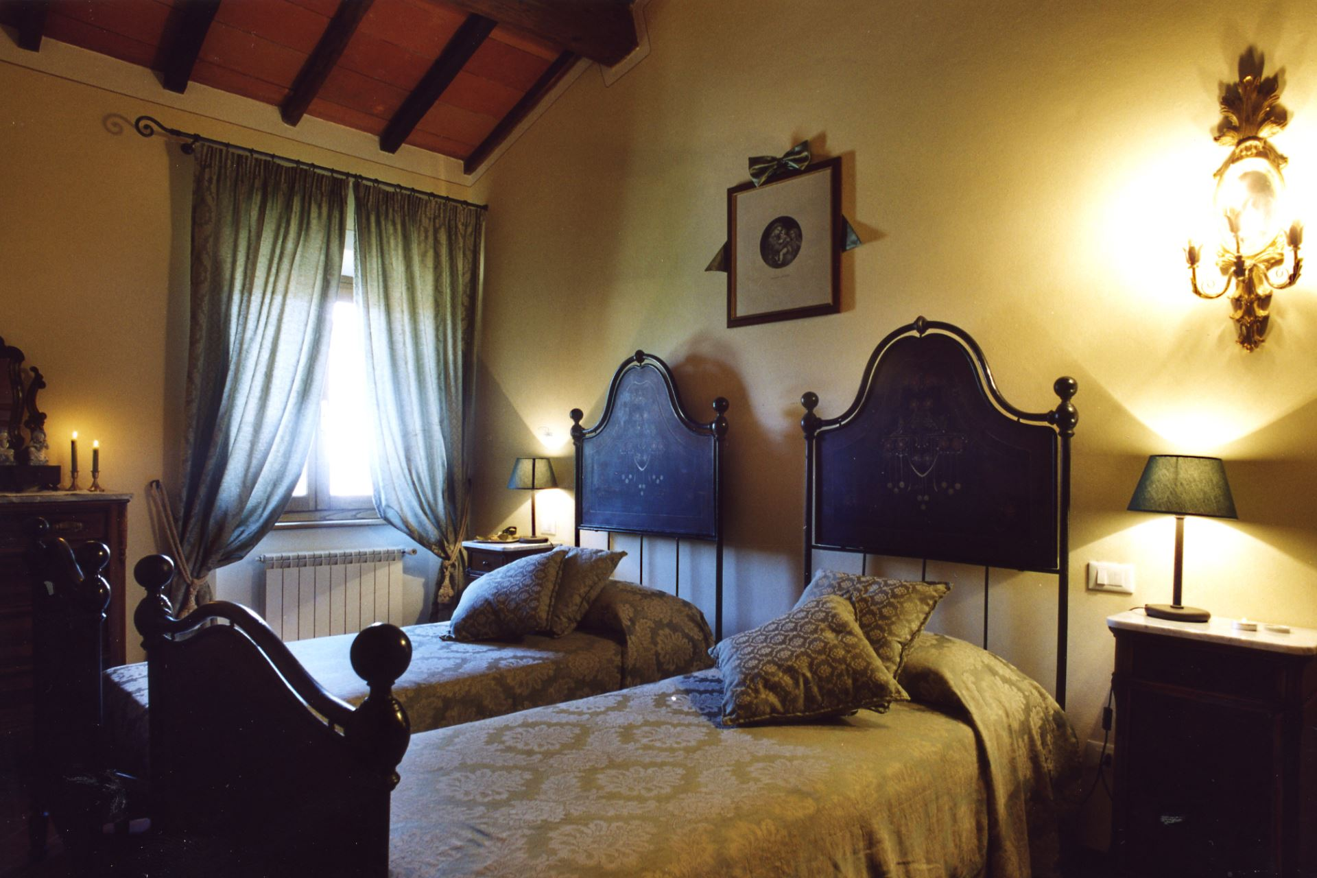 VILLAS WITH POOL LA BOUTIQUE DEL CARDINALE BIBBIENA TOSCANA