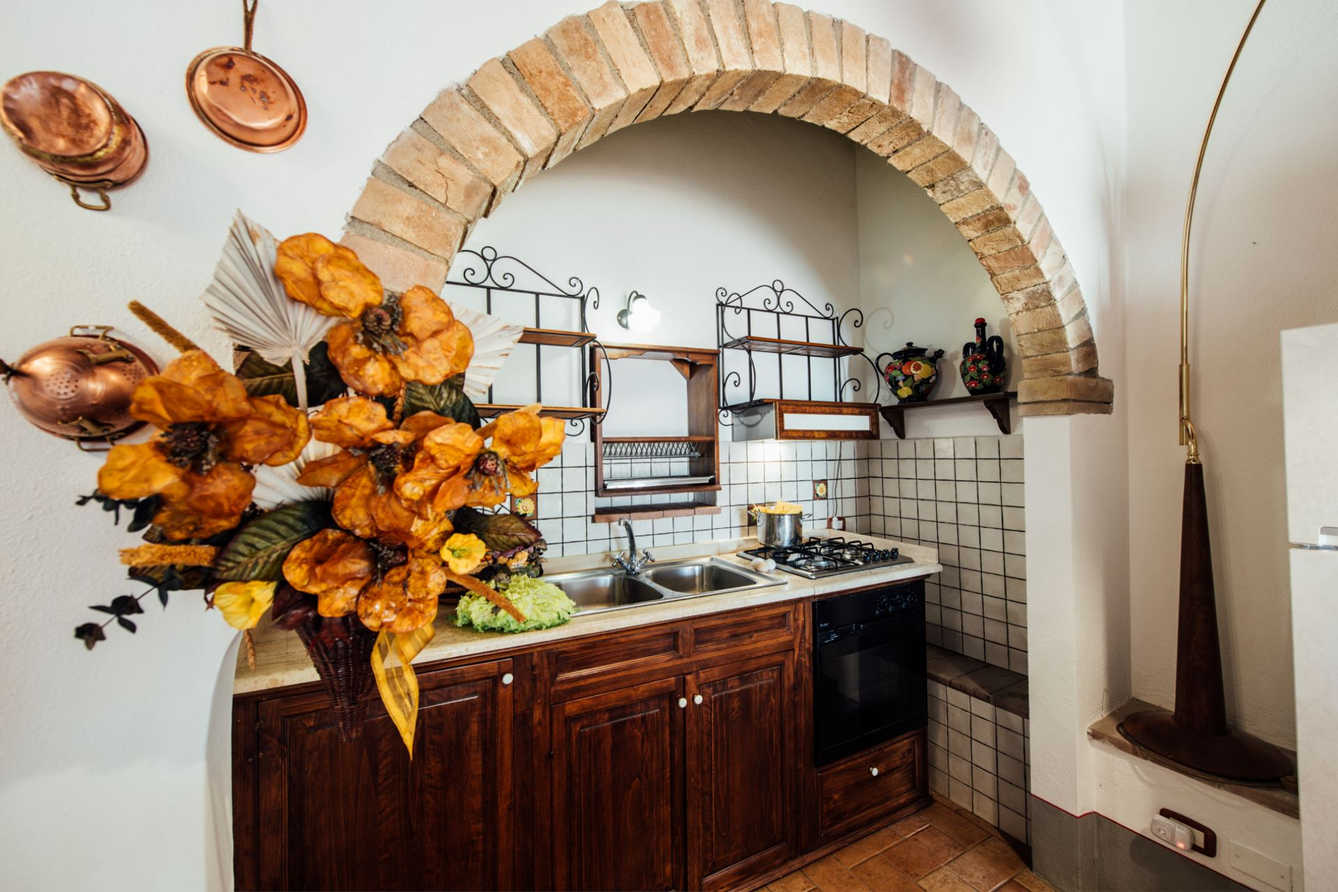 APARTMENTS WITH POOL IL LAGHETTO SAN QUIRICO D'ORCIA TOSCANA